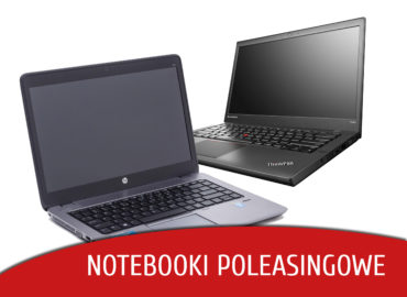 Notebooki poleasingowe